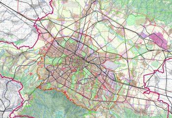 Urban masterplan of Sofia Municipality