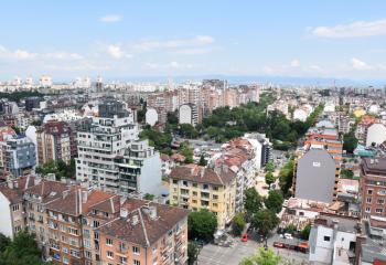 Потенциална миграция на населението в страната към София
