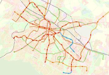 Изменение на Общия устройствен план за разширяване на метрото