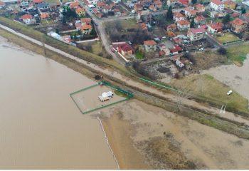 Опорна схема на напоителните и отводнителните полета